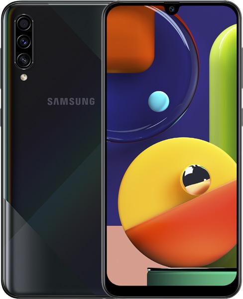 foto del cellulare Samsung Galaxy A50s