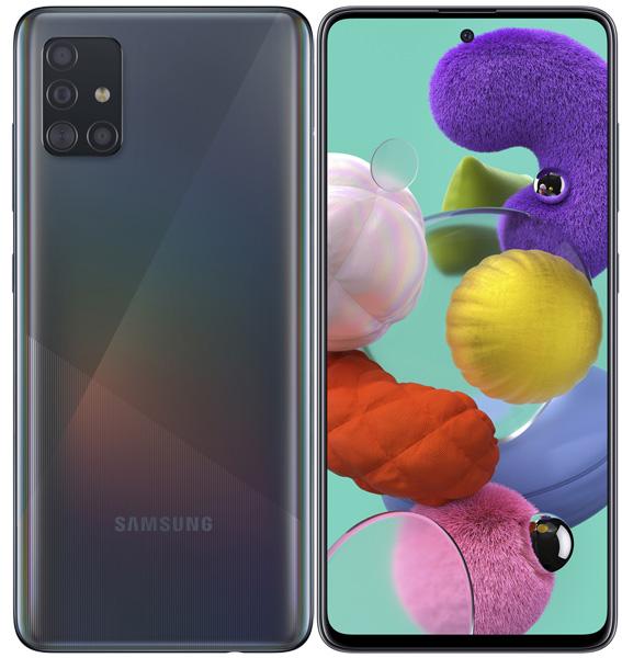 foto del cellulare Samsung Galaxy A51