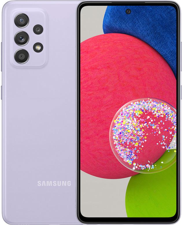 foto del cellulare Samsung Galaxy A52s 5G