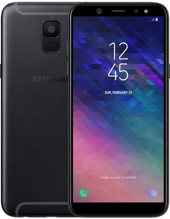 foto del cellulare Samsung Galaxy A6