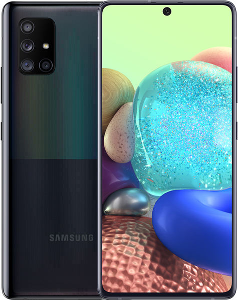 foto del cellulare Samsung Galaxy A71 5G