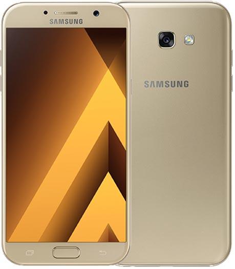 foto del cellulare Samsung Galaxy A7 (2017)
