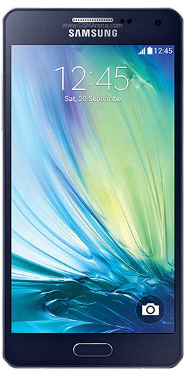 foto del cellulare Samsung Galaxy A7