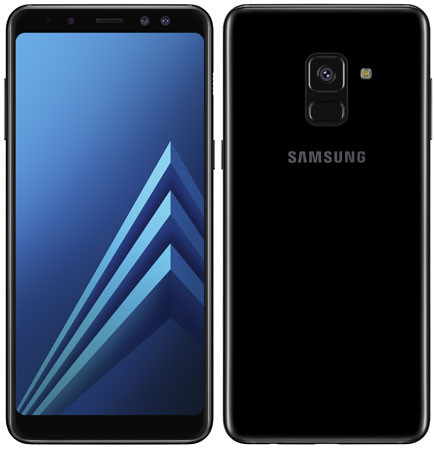 foto del cellulare Samsung Galaxy A8 (2018)