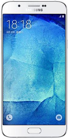 foto del cellulare Samsung Galaxy A8