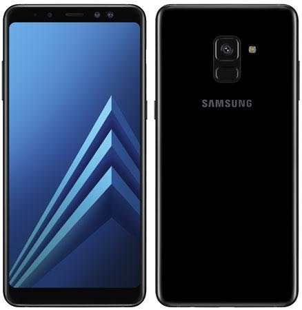 foto del cellulare Samsung Galaxy A8+ (2018)
