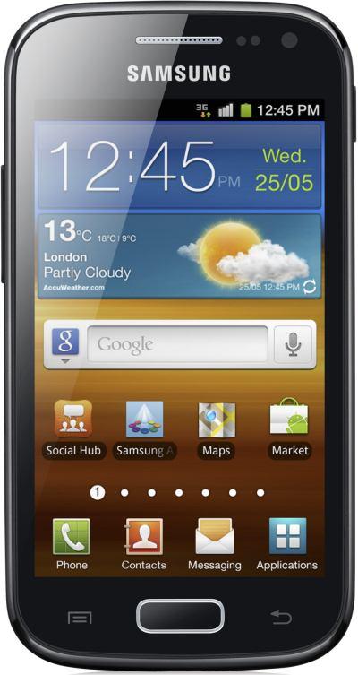 foto del cellulare Samsung Galaxy Ace 2
