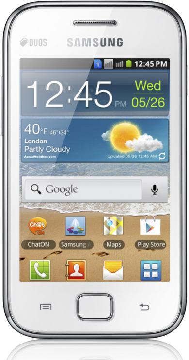 foto del cellulare Samsung Galaxy Ace Duos