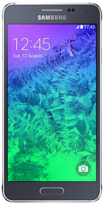 foto del cellulare Samsung Galaxy Alpha