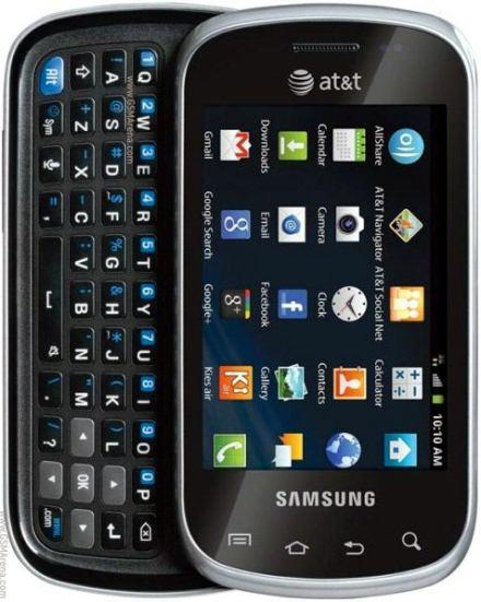foto del cellulare Samsung Galaxy Appeal