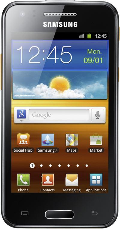foto del cellulare Samsung Galaxy Beam