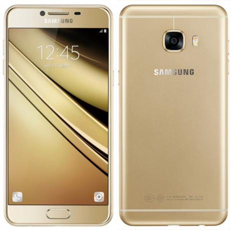foto del cellulare Samsung Galaxy C5