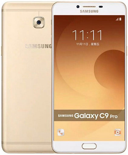 smartphone Samsung Galaxy C9 Pro
