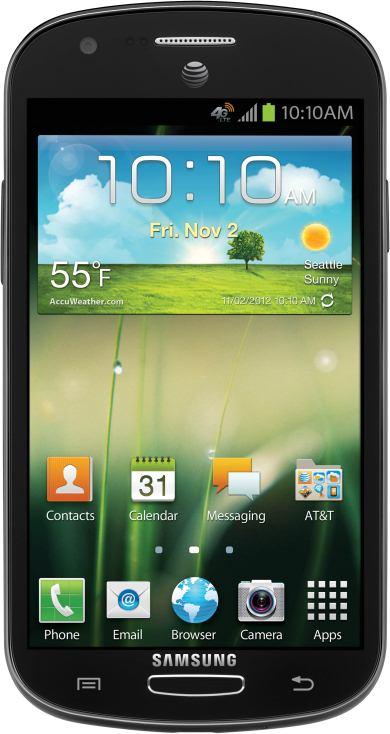 foto del cellulare Samsung Galaxy Express