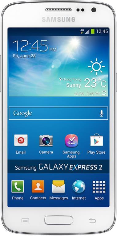 foto del cellulare Samsung Galaxy Express 2