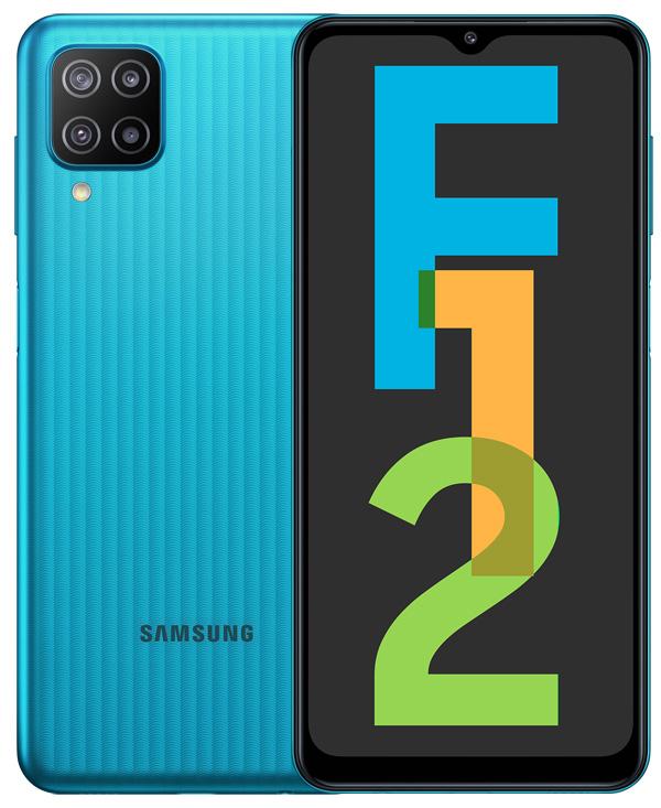 foto del cellulare Samsung Galaxy F12