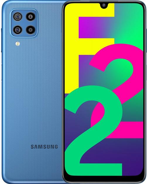 foto del cellulare Samsung Galaxy F22