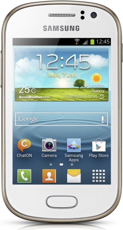 foto scheda Samsung Galaxy Fame