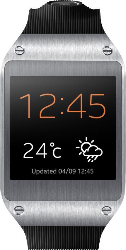foto del cellulare Samsung Galaxy Gear
