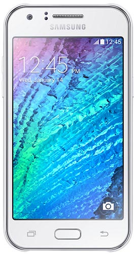 foto del cellulare Samsung Galaxy J1