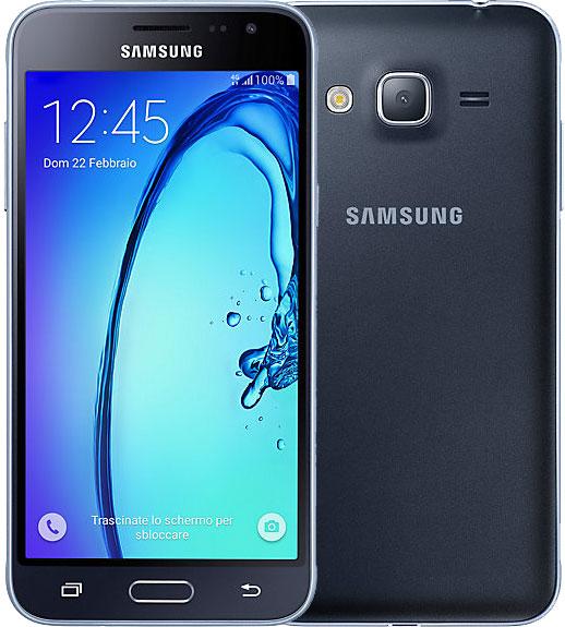foto del cellulare Samsung Galaxy J3 (2016)