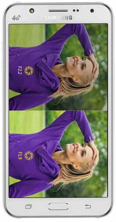 foto del cellulare Samsung Galaxy J7