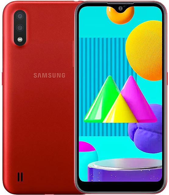 foto del cellulare Samsung Galaxy M01