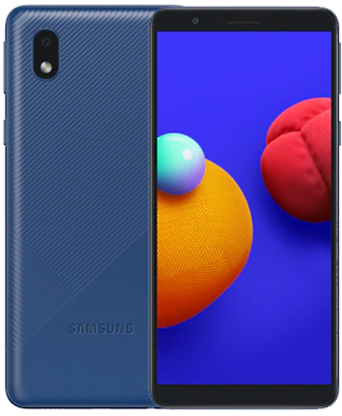 foto del cellulare Samsung Galaxy M01 Core