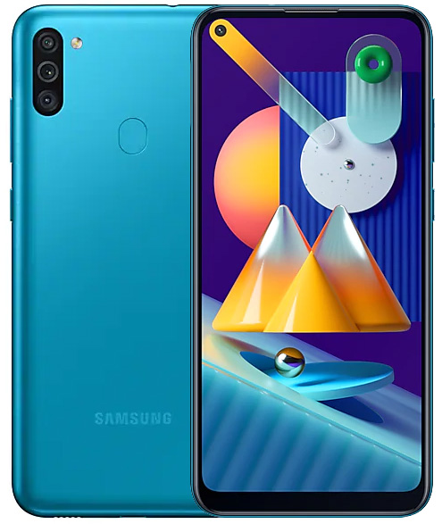 foto del cellulare Samsung Galaxy M11
