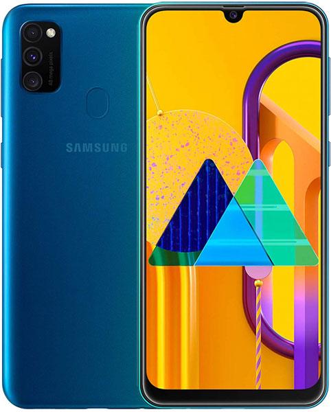 foto del cellulare Samsung Galaxy M30s