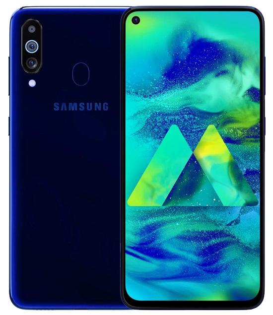 foto del cellulare Samsung Galaxy M40