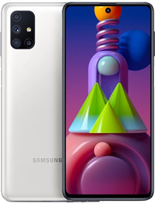 foto del cellulare Samsung Galaxy M51