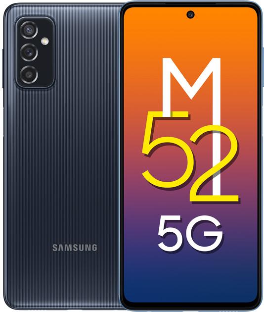 foto del cellulare Samsung Galaxy M52 5G
