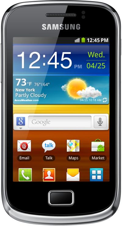 foto del cellulare Samsung Galaxy Mini 2