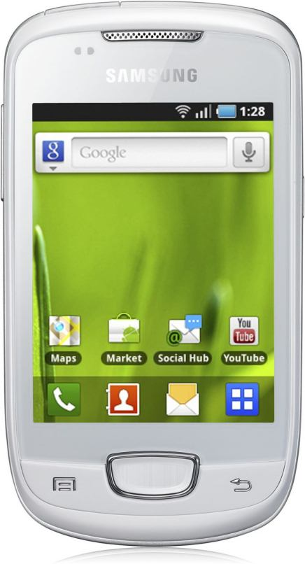 foto del cellulare Samsung Galaxy Next Turbo