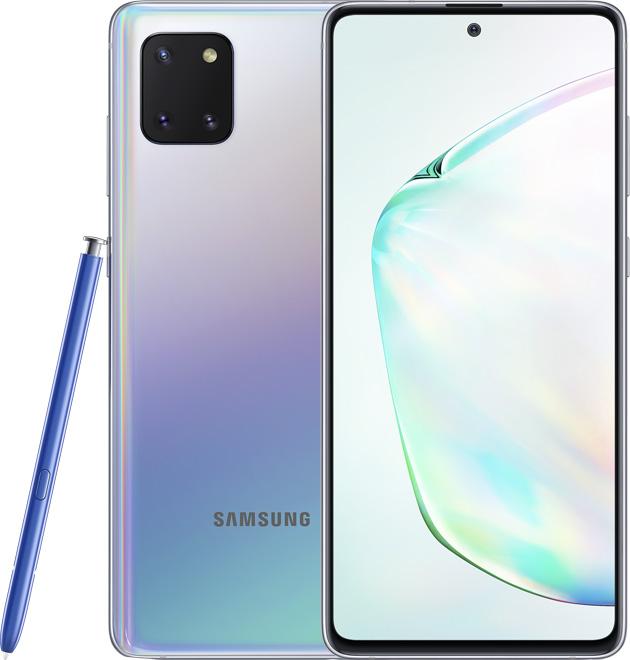 foto del cellulare Samsung Galaxy Note10 Lite