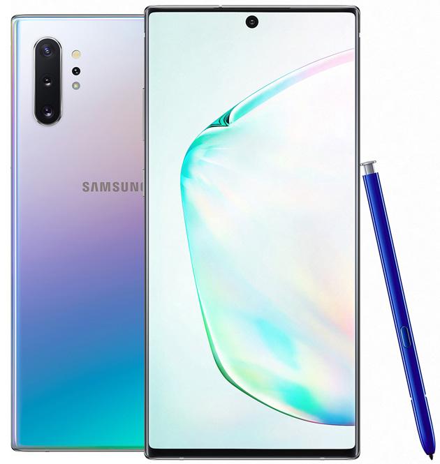 foto del cellulare Samsung Galaxy Note10+