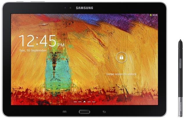 foto del cellulare Samsung Galaxy Note 10.1 2014