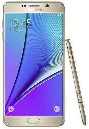 foto del cellulare Samsung Galaxy Note 5