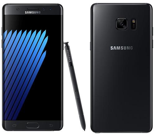 foto del cellulare Samsung Galaxy Note7