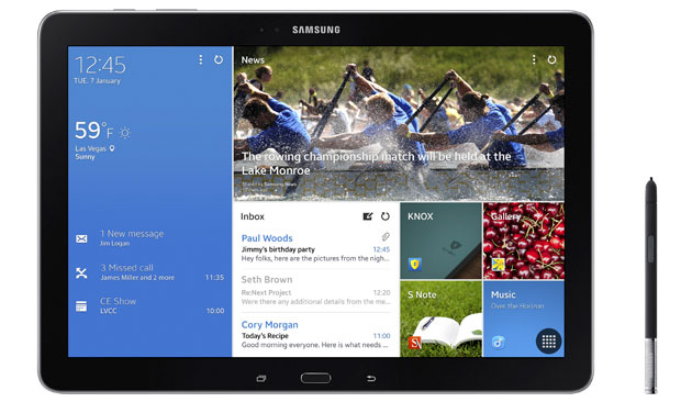foto del cellulare Samsung Galaxy Note Pro 12.2