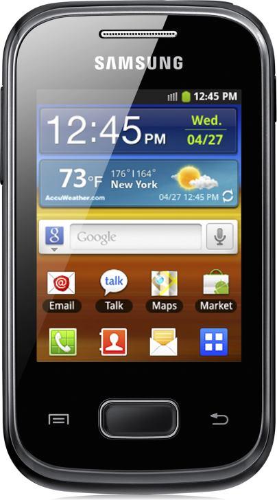 foto del cellulare Samsung Galaxy Pocket