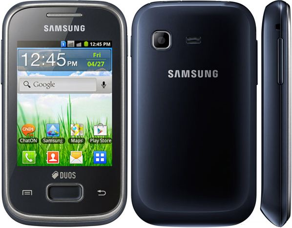 foto del cellulare Samsung Galaxy Pocket Duos