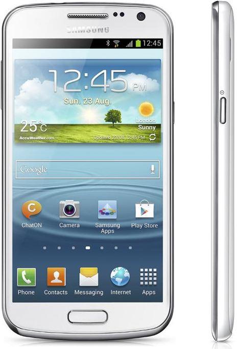 foto del cellulare Samsung Galaxy Premier