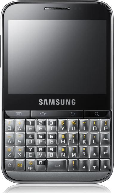 foto scheda Samsung Galaxy Pro