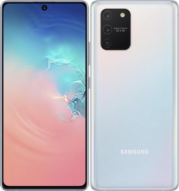 foto del cellulare Samsung Galaxy S10 Lite