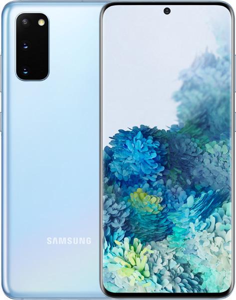 foto del cellulare Samsung Galaxy S20