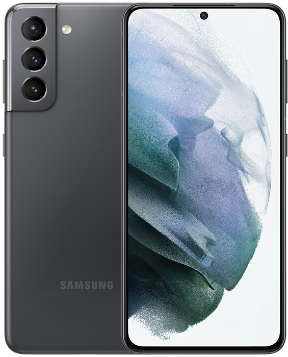 foto del cellulare Samsung Galaxy S21