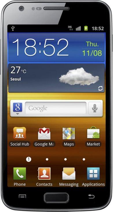 foto del cellulare Samsung Galaxy S2 LTE