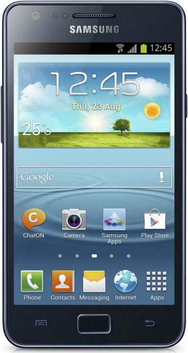 foto del cellulare Samsung Galaxy S2 Plus